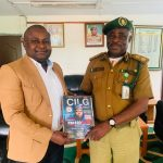 Courtesy visit to Controller of Corrections FCT Command, Abuja