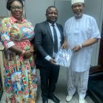 Courtesy Visit to National Assembly, Presentation of CILG Magazine